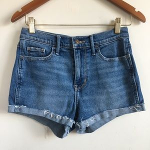 Hollister Vintage Stretch High Rise Jeans